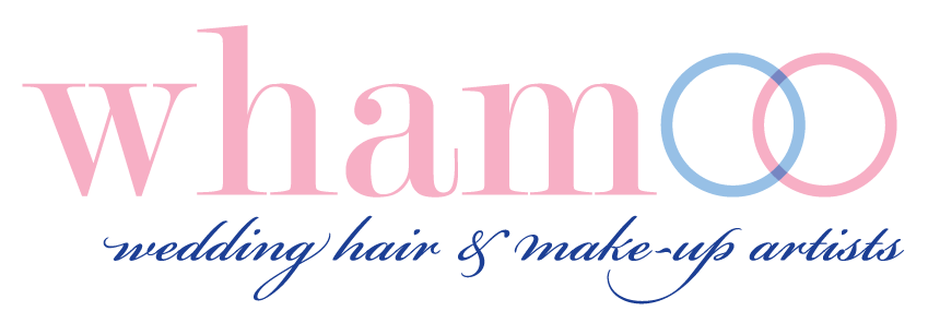 Wedding Hair and Make Up Artists Logo